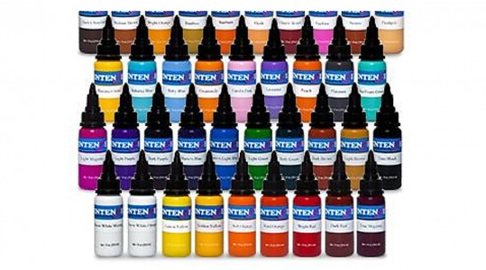 Intenze Ink Single Colors