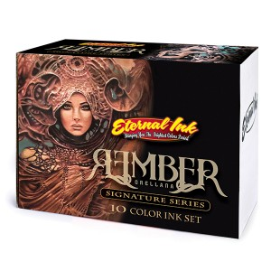 Eternal Ink Rember Orellana Signature Series Set 10 x 30ml