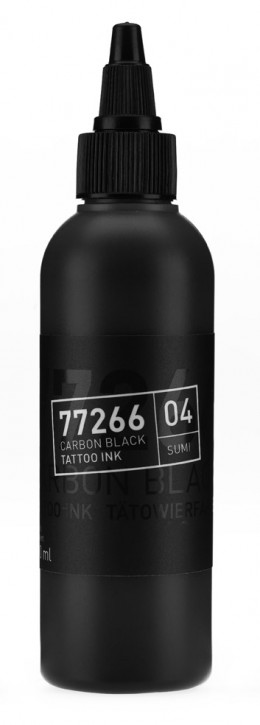 Carbon Black Sumi 04 in 100ml