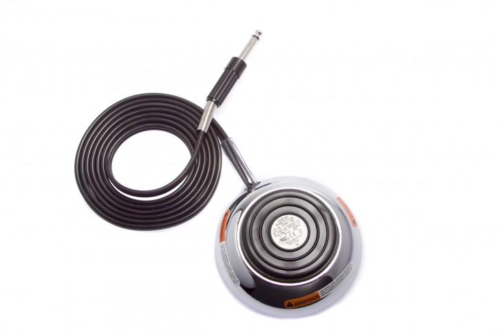 Eikon Fußschalter Gem - Kabel Schwarz 183cm