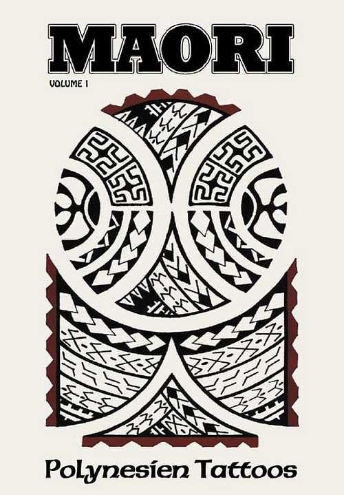 Maori - Polynesien Tattoos - Volume 1