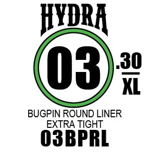 Hydra Needles Bugpin Round Liners 03