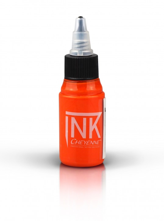 Bright Orange 35 ml