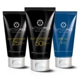 TATTOOMED Sun Protection Mix vegan Display 15 x 100ml