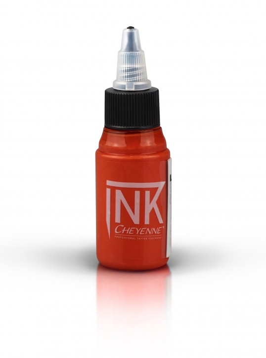 Cheyenne Ink Salmon Red 35 ml