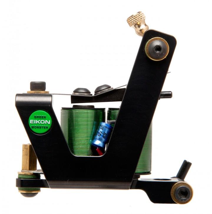 Green Monster Machine  - Shader