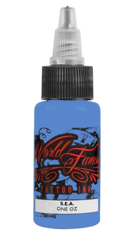 World Famous Ink - Master Mike S.E.A. 29ml