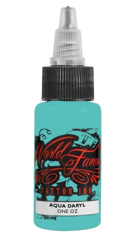 World Famous Ink - Master Mike Aqua Daryl 29ml