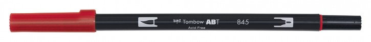Pinselstifte Tombow Dual Farbe: kaminrot