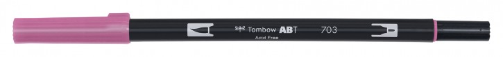 Pinselstifte Tombow Dual Farbe: rosa