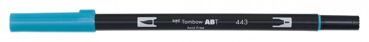 Pinselstifte Tombow Dual Farbe: turquoise