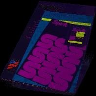 Thermokopierpapier Violet 100 Blatt Classic lang