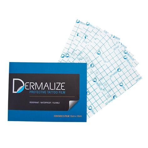 Dermalize Sheets 5 Stück - 15 x 10 cm