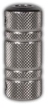 Edelstahl Griffstück Medium L.Paolini 18mm