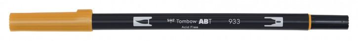 Pinselstifte Tombow Dual Farbe: orange