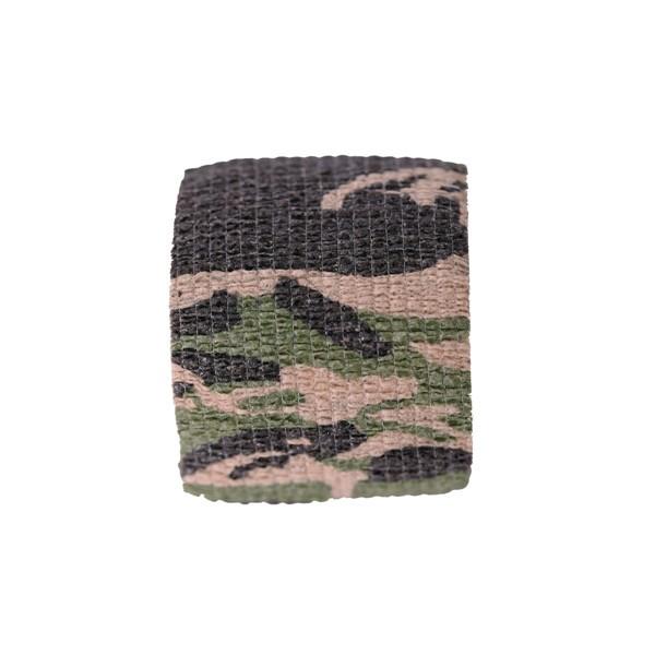 Griffschutz Krepp Bandagen breit 5 cm - Camouflage