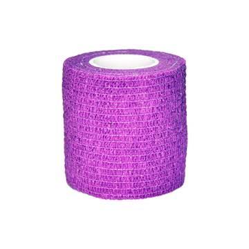 Griffschutz Krepp Bandagen breit 5 cm - Violett