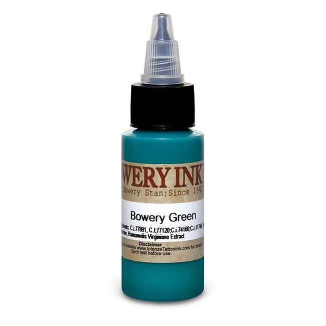 Intenze Bowery Green 29,6 ml (1 fl oz)