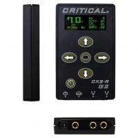 Critical CX-2-R-G2 mit integriertem Receiver inkl. 2 Maschinenanschlüssen