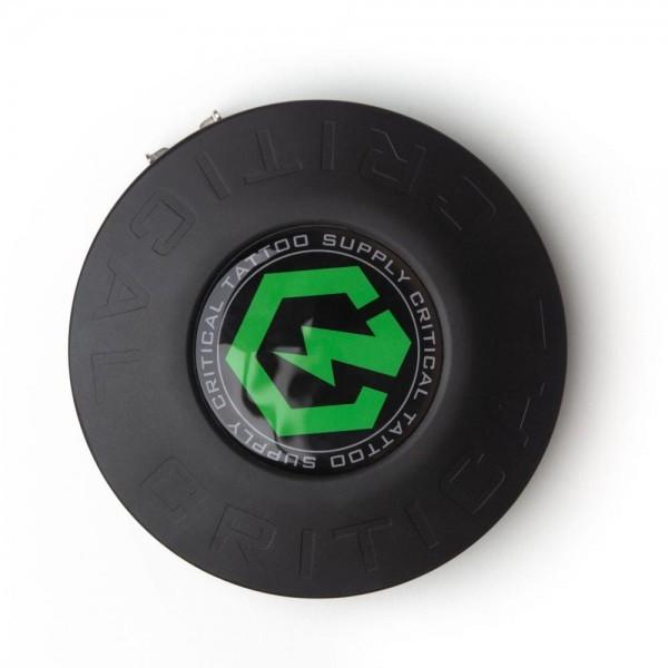 Critical Atom X-R + kabelloser Fußschalter CXP19 Bundle schwarz/ grün