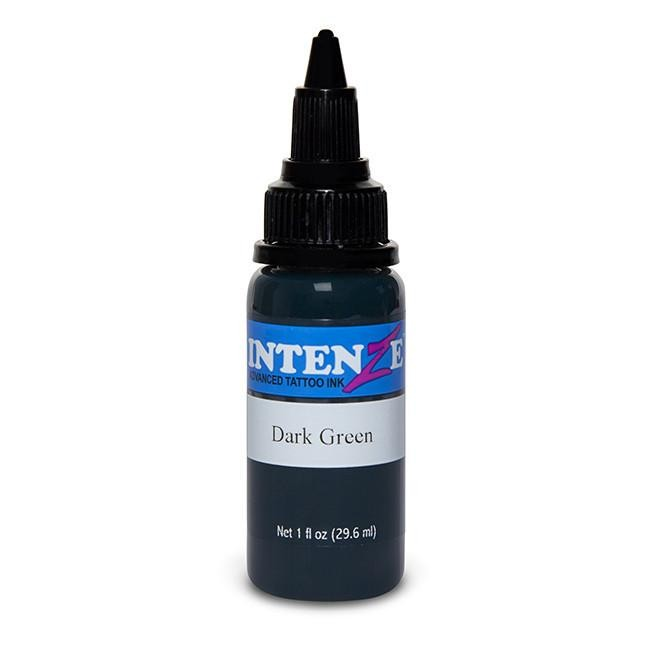 Intenze Dark Green 29,6 ml (1 fl oz)