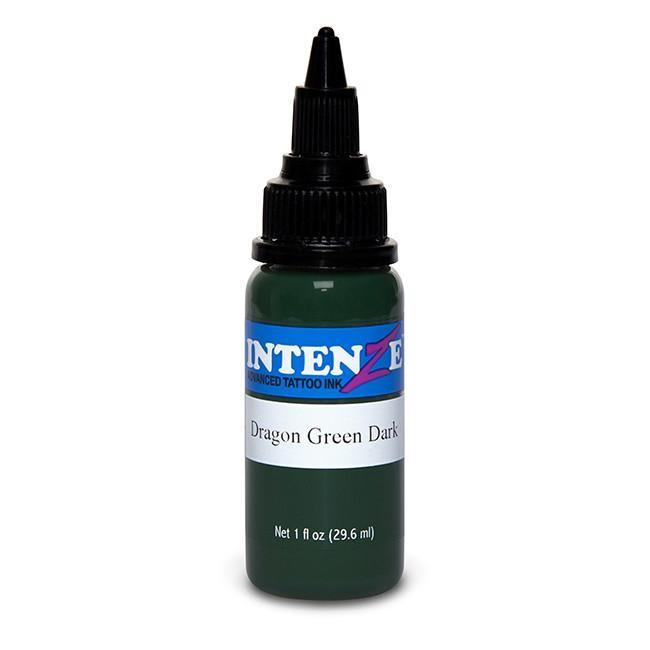 Intenze Dragon Green Dark 29,6 ml (1 fl oz)