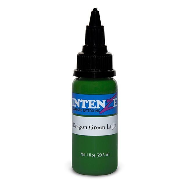 Intenze Dragon Green Light 29,6 ml (1 fl oz)