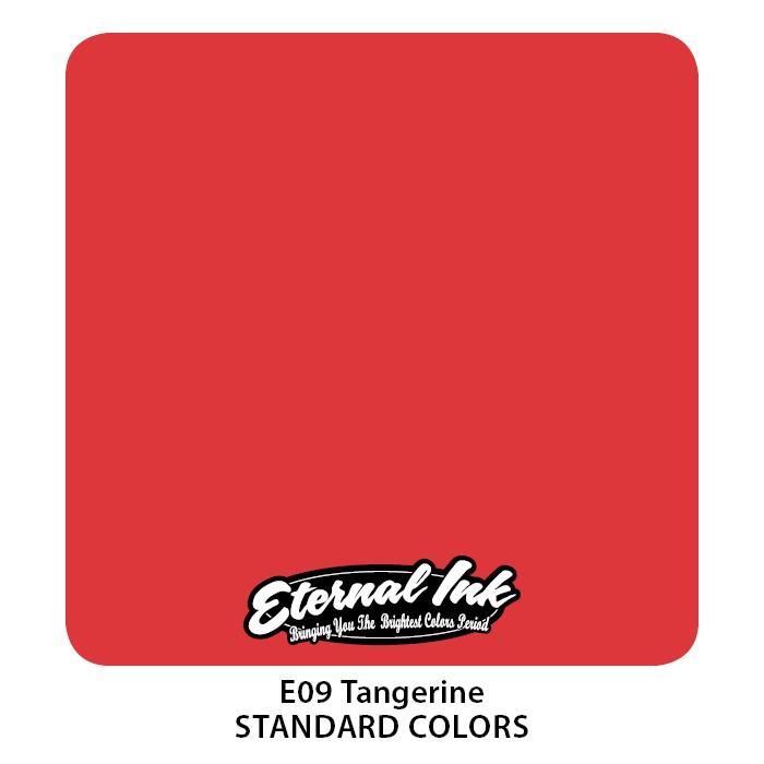 Eternal Ink Tangerine 15ml E09
