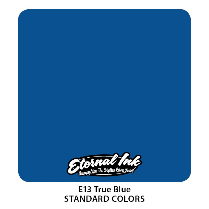 Eternal Ink True Blue 30ml E13