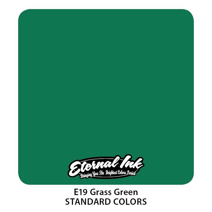 Eternal Ink Grass Green 30ml E19