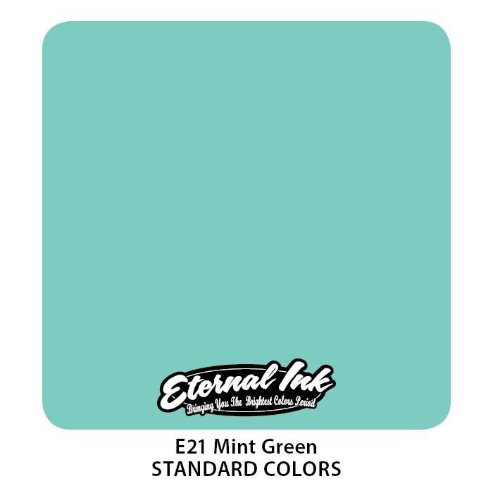 Eternal Ink Mint Green 30ml E21