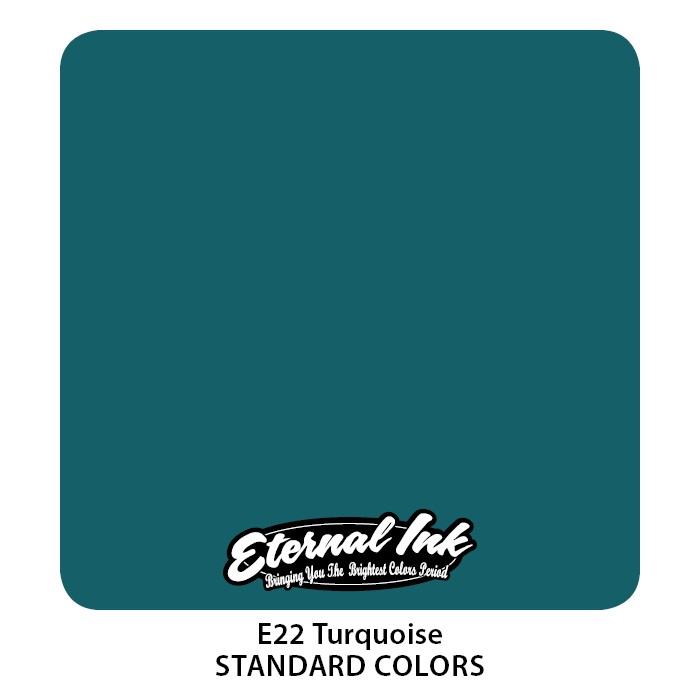 Eternal Ink Turqoise 30ml E22