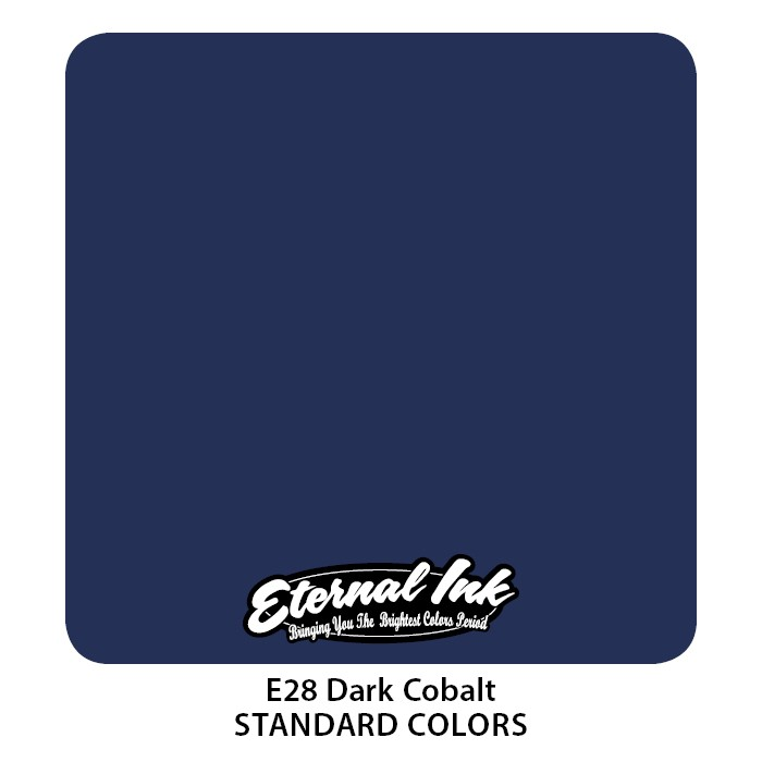 Eternal Ink Dark Cobalt 30ml E28