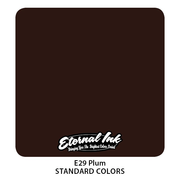 Eternal Ink Plum 30ml E29