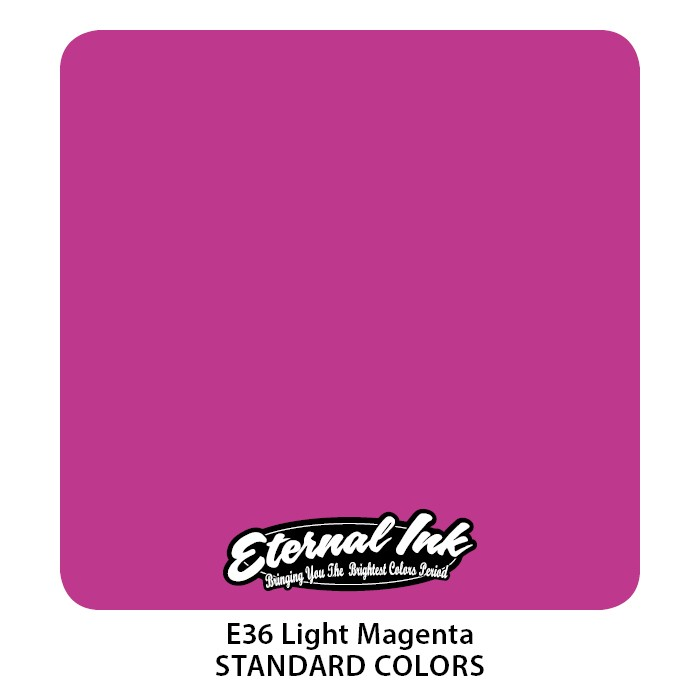 Eternal Ink Light Magenta 30ml E36