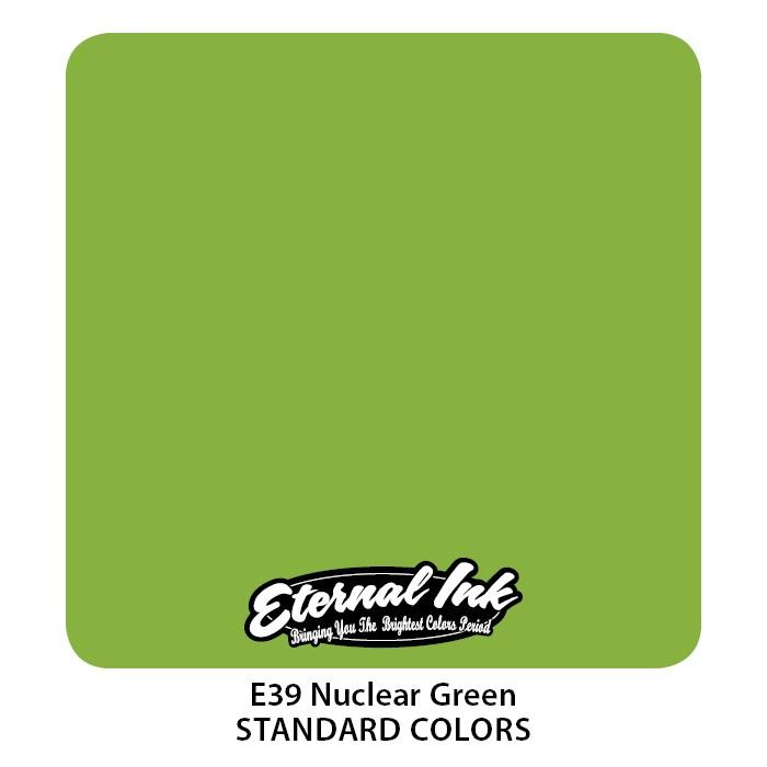 Eternal Ink Nuclear Green 30ml E39
