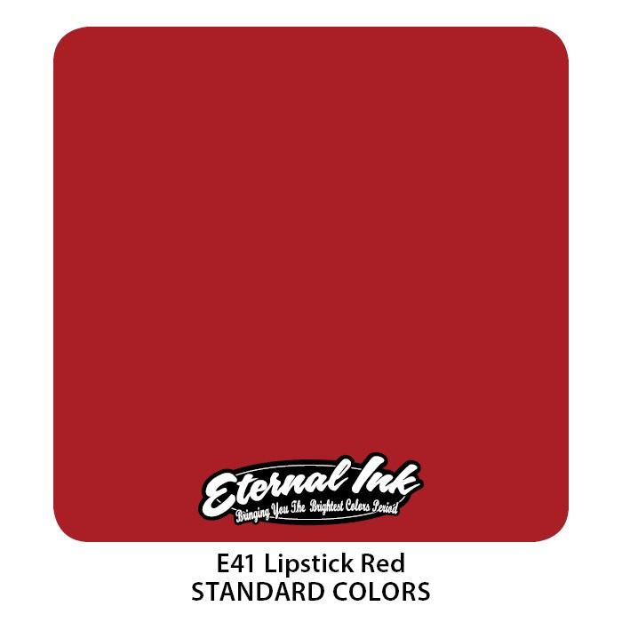Eternal Ink Lipstick Red 30ml E41