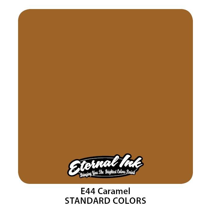 Eternal Ink Caramel 30ml E44