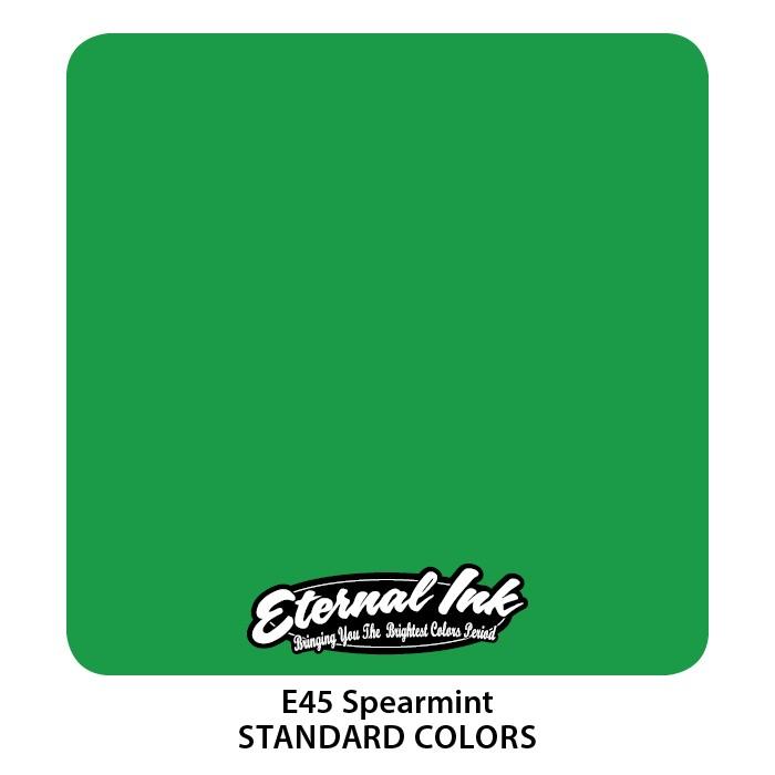 Eternal Ink Spearmint 15ml E45