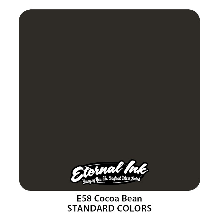 Eternal Ink Cocoa Bean 30ml E58