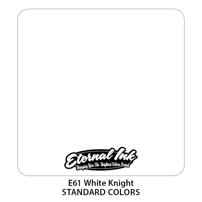 Eternal Ink White Knight 60ml E61