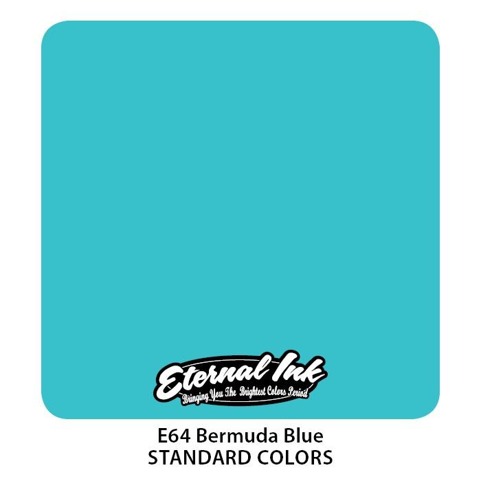 Eternal Ink Bermuda Blue 30ml E64