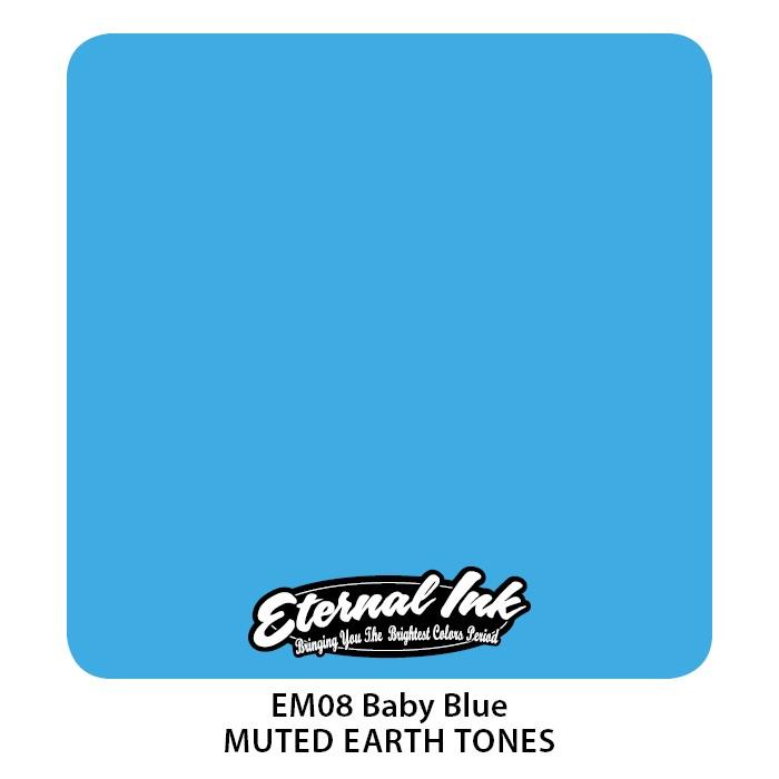 Eternal Ink Baby Blue 30ml EM08