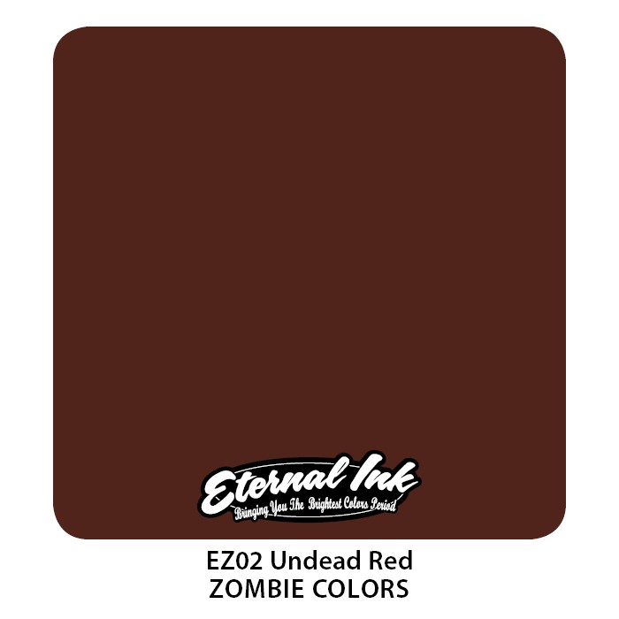 Eternal Ink Undead Red  30ml EZ02