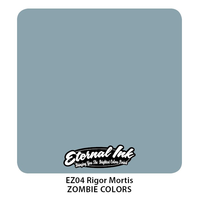 Eternal Ink Rigor Mortis 30ml EZ04