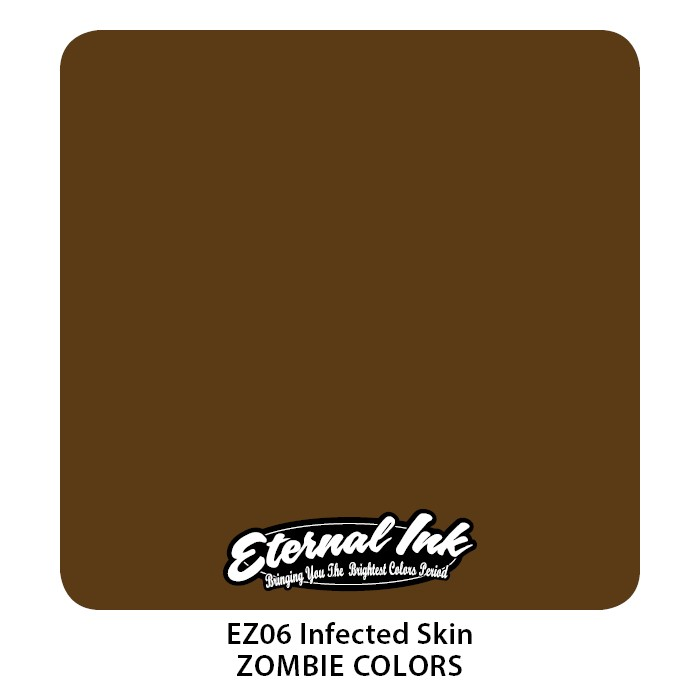 Eternal Ink Infected Skin 30ml EZ06