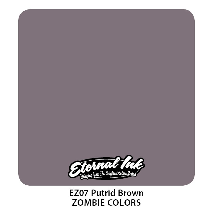 Eternal Ink Putrid Brown 30ml EZ07