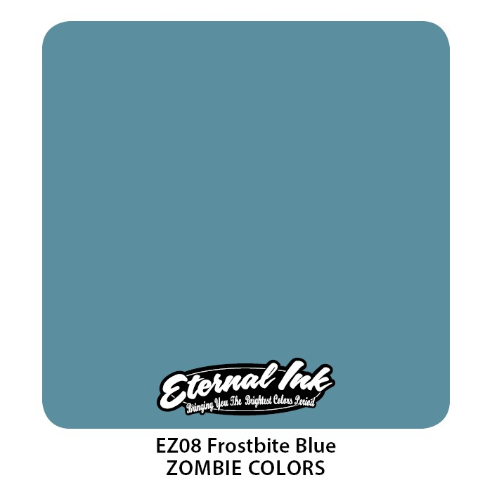 Eternal Ink Frostbite Blue 30ml EZ08