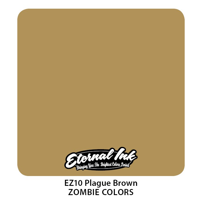 Eternal Ink Plague Brown 30ml EZ10