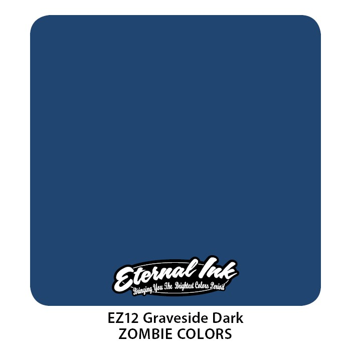 Eternal Ink Graveside Dark 30ml EZ12